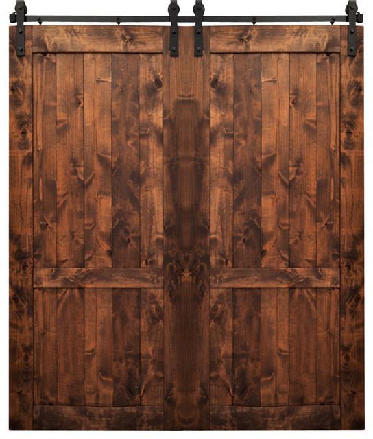 rustic-interior-doors & rustic-interior-doors - The Denver 100