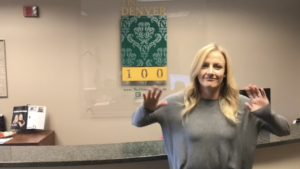 Alexis O'Connor – Spotlight Agent with The Denver 100